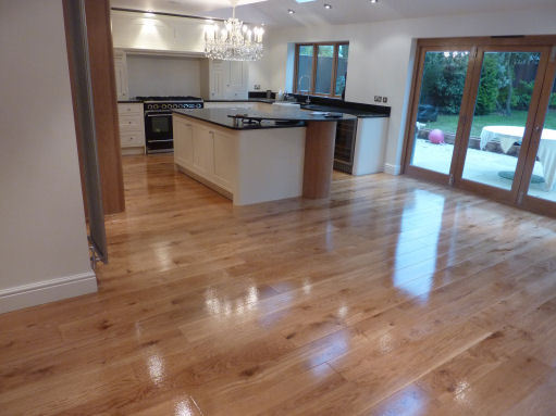wooden flooring essex