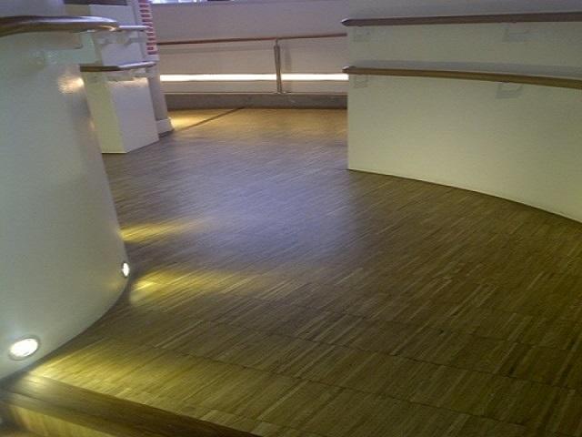 natural wood floors
